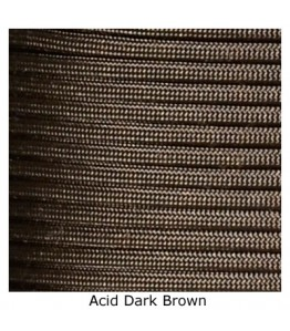 550 Paracord - Acid Dark Brown - 100'