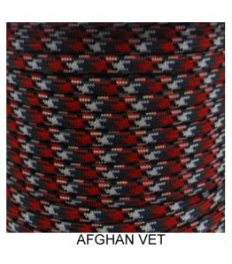 550 Paracord - Afghan Vet - 100'