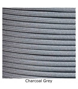 550 Paracord - Charcoal Grey - 100'