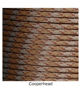 550 Paracord - Copperhead - 100'