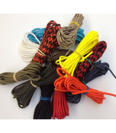 550 Paracord - Mystery Grab Bag - 1lb