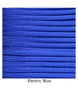 550 Paracord - Electric Blue - 100'