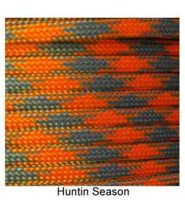 550 Paracord - Huntin Season - 100'