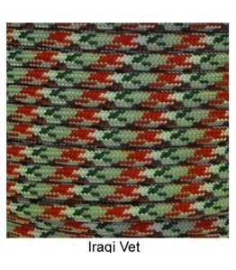 550 Paracord - Iraqi Vet - 100'
