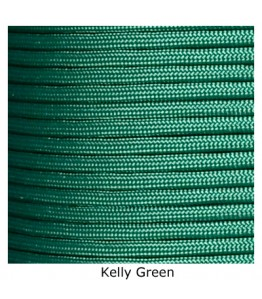 550 Paracord - Kelly Green - 1000'