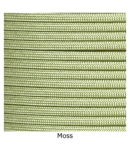 550 Paracord - Moss - 100'
