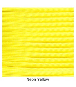 550 Paracord - Neon Yellow - 100'