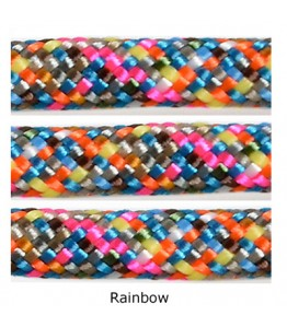 550 Paracord - Rainbow - 100'