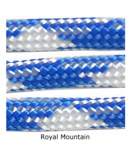 550 Paracord - Royal Mountain - 100'