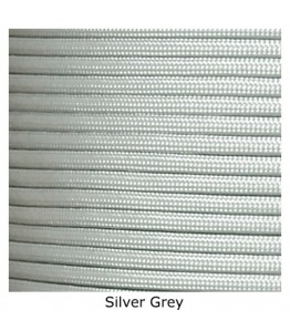 550 Paracord - Silver Grey - 100'