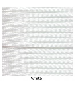 550 Paracord - White - 100'