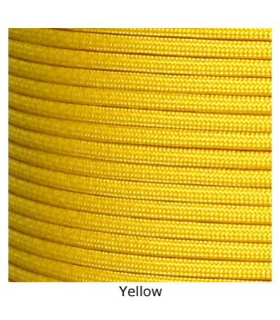 550 Paracord -- BTP - Yellow