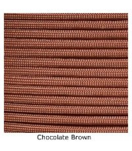 550 Paracord - Chocolate Brown - 100'
