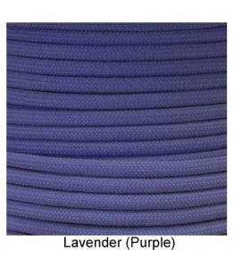 550 Paracord - Lavender (Purple) - 100'