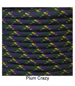 550 Paracord - Plum Crazy - 100'