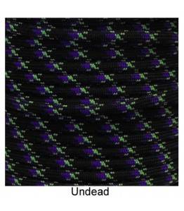 550 Paracord - Undead - 100'