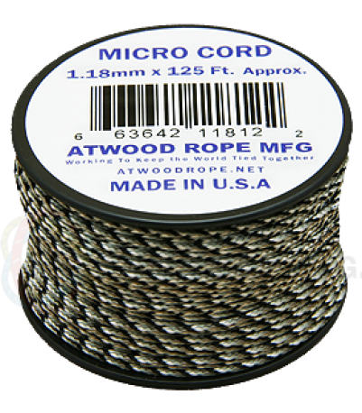 Nano Cord - .75mm - Patterns - 300' Spool
