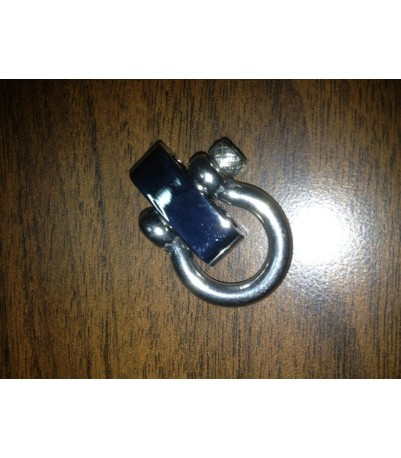 Shackle, Metal 4mm Bow
