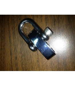 Shackle, Metal 5mm Dee