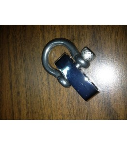 Shackle, Metal 5mm Bow