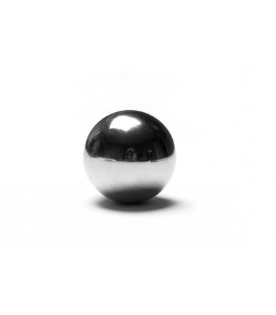 "Balls, Steel - Super 1"" Single"