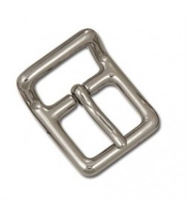 "Buckle, Strap - 3/4"" Nickel Plate"