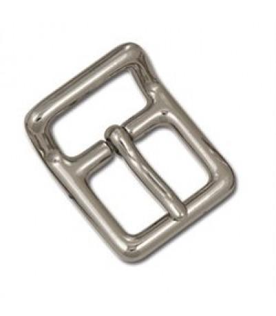 "Buckle, Strap - 3/4"" Nickel Plate"