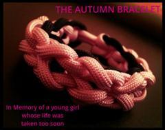 The Autumn Bracelet